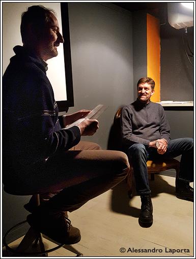 """Paolo Vercesi intervista Marco """"Lao"""" Zamò"""