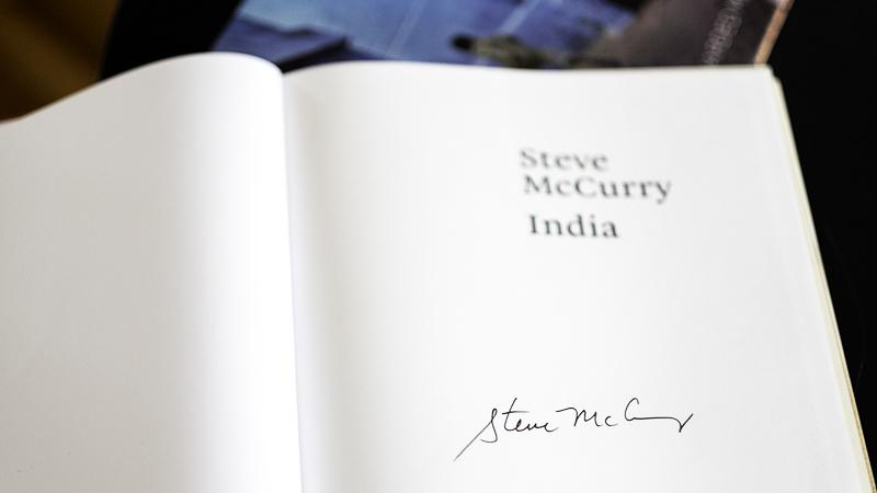 L'autografo sui libri