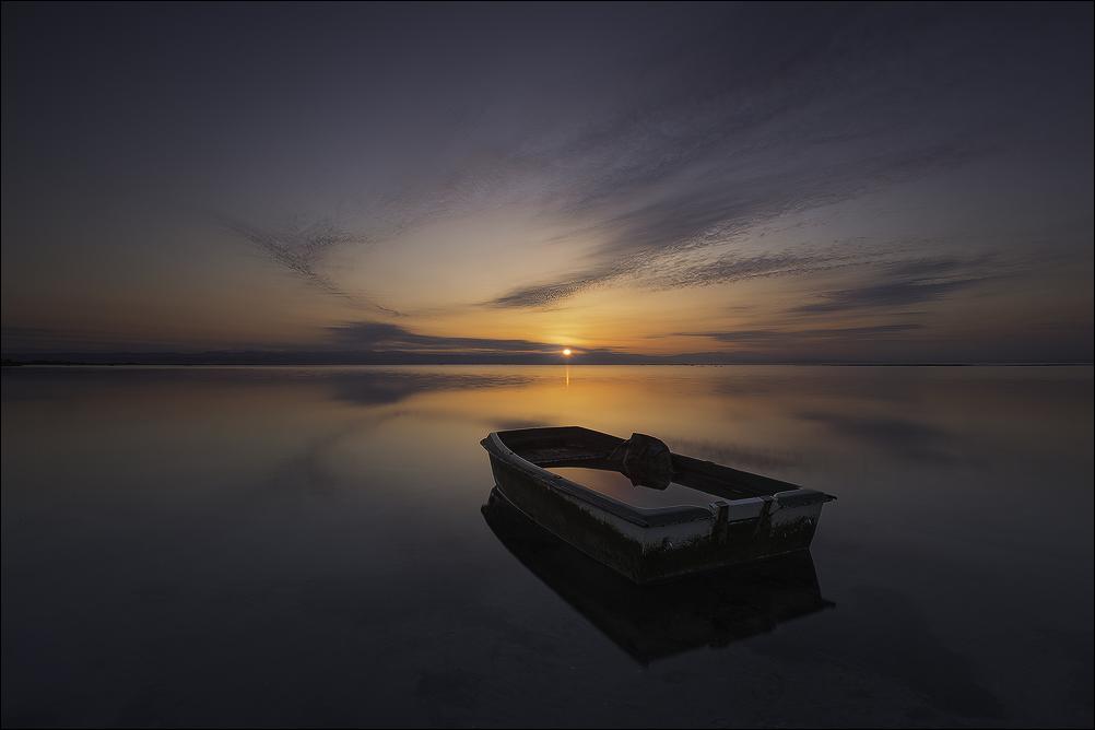 Alba a Fossalon © Luigino Snidero