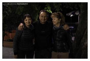 David e Wendy Noton con Elena