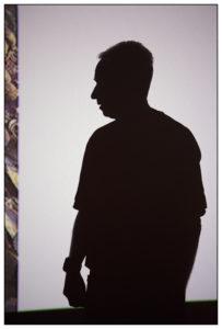 David Noton al Ristori - by Federico Indri