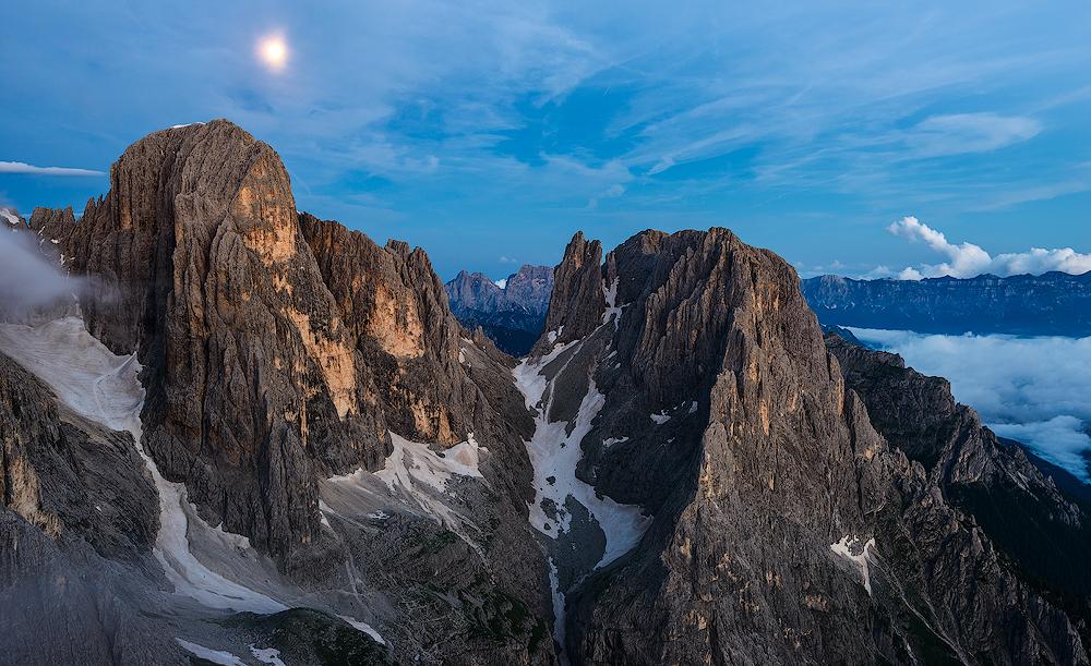 Matteo Cefarin - Alpine Rooftops