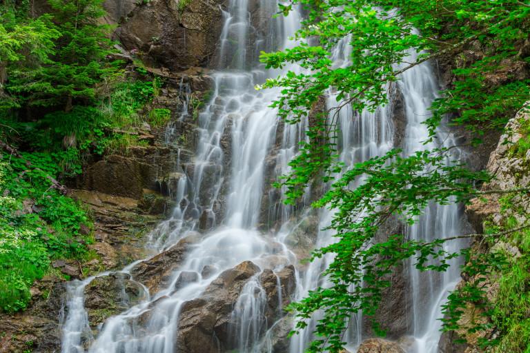 """""""Waterflow"""": le forme dell'acqua delle nostre montagne. Di Alessandro Laporta."""